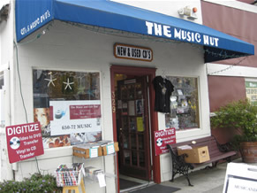 The Music and Gift Hut